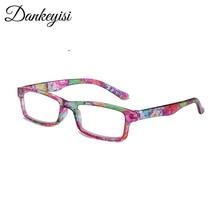 379b8fd5df DANKEYISI la presbicia gafas mujeres hombres ligero lectura gafas de  plástico lector gafas + 1 1,5 2 2,5 3 3,5 4