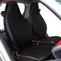 Fundas de asiento de coche de cuero pu para Mercedes-Benz Smart fortwo 2010 ~ 2017 Smart para cuatro fundas de asiento accesorios para coche
