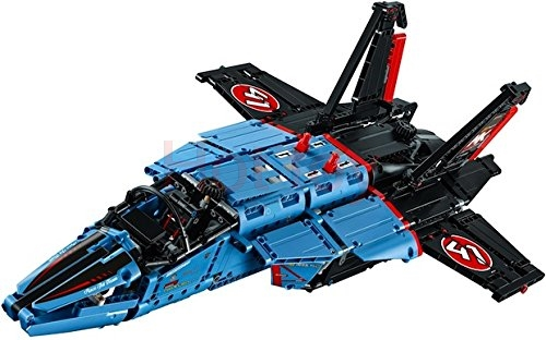 LEPIN 20031 1151pcs Technic Series The jet racing aircraft Model Building Kits Brick Toy Compatible 42066 lepin 20031 technic the jet racing aircraft 42066 building blocks model toys for children compatible with lego gift set kids