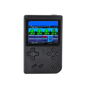 Image 5 - Portable Children Retro Mini Handheld Game Players Built in 168 Games 3.0 Inch 8 Bit Classic Video Handheld Game Console