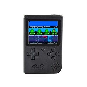 Image 5 - Tragbare Kinder Retro Mini Handheld Spiel Spieler Gebaut in 168 Spiele 3,0 Zoll 8 Bit Klassische Video Handheld Spiel konsole