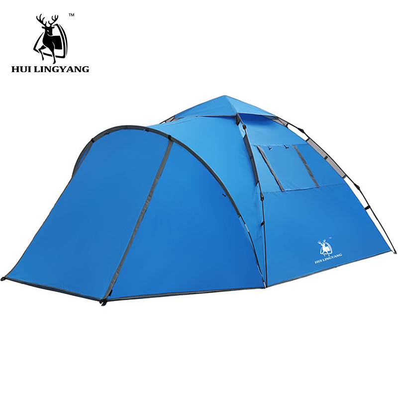 outdoor camping Tents beach  speed open pop up tent family Large throw outdoor automatic tents waterproof hiking  3-4 personsoutdoor camping Tents beach  speed open pop up tent family Large throw outdoor automatic tents waterproof hiking  3-4 persons