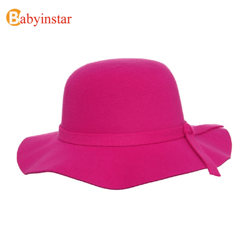 Girl's Hat Children Accessories Holiday Outside Hat Hot Kid's Product High Resilience