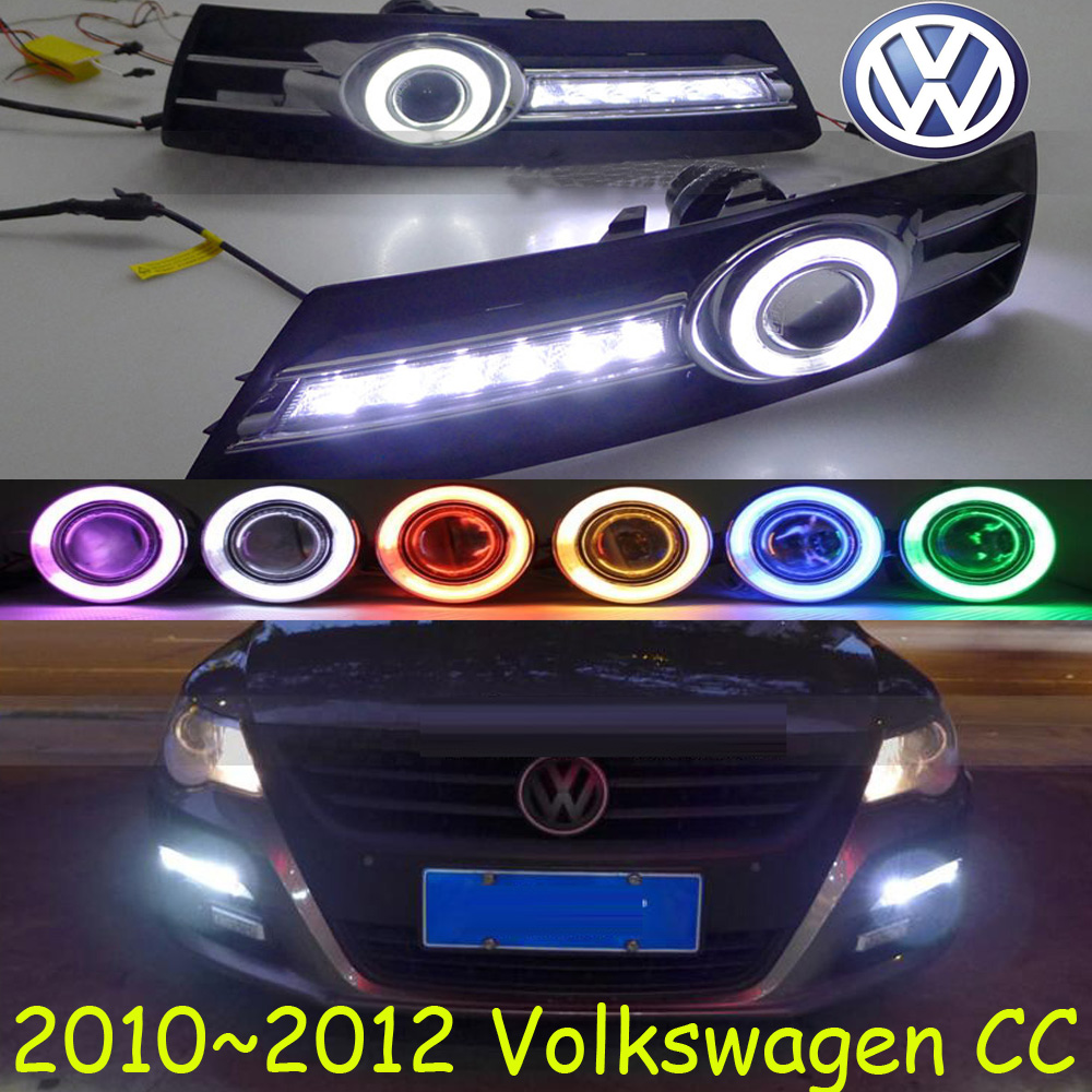 2010~2012 CC fog light,Free ship!CC headlight,Touareg,sharan,Golf7,polo,passat,magotan,CC day lamp tiguan taillight 2017 2018year led free ship ouareg sharan golf7 routan saveiro polo passat magotan jetta vento tiguan rear lamp