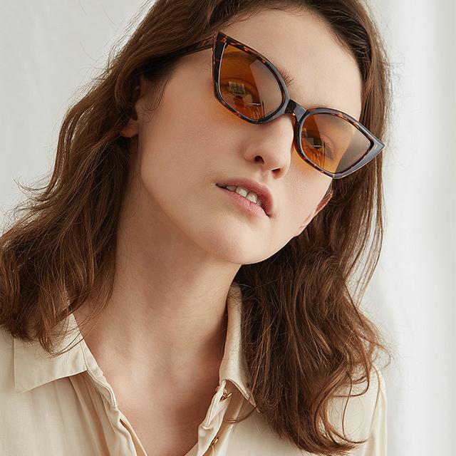 Sunglasses Women Cat Eye Luxury Brand Designer Sun Glasses 2018 Vintage Fashion Red ladies Sunglass UV400 gafas de sol