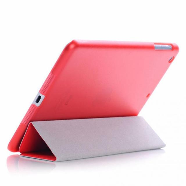 Luxury Ultra Slim Leather Cover Case 5