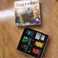 Days of Wonder Ticket to Ride Board game Party Table Games card games adults gifts Kids Toy