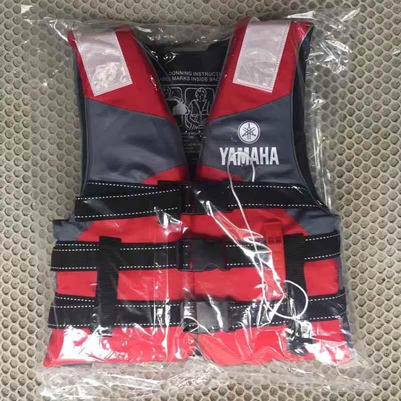 Chaqueta salvavidas yamaha para rafting al aire libre para niños y adultos, traje de buceo, traje de pesca, traje de nivel de deriva profesional