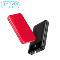 Travelcool 20000mAh PD Quick Charge 3.0 USB C 3A Pover Bank Mobile Power Supply Power Bank LED Light Powerbank External Battery