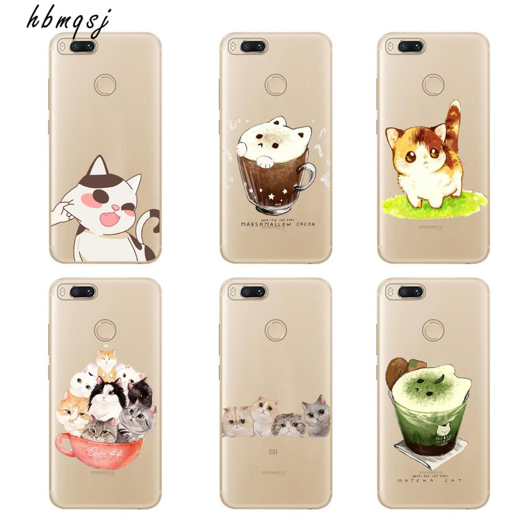 42a48319150593 Silicone for xiaomi mi a2 lite redmi 6pro case soft cartoon cute ...