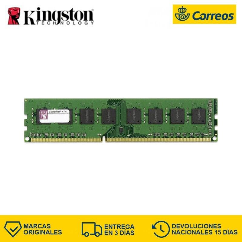 Kingston Technology KVR13N9S8H/4 RAM 4 GB 1333 MHz DDR3 Non-ECC CL9 DIMM 240 Broches 1.5 V Mémoire Module