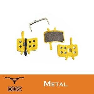 2 pares de Pastillas de freno de bicicleta metálicos EOOZ para Sram Avid BB7, Juicy 3 5 7 Ultimate