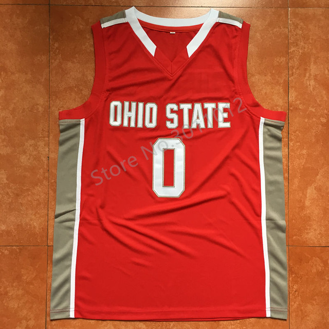 stitched ohio state jersey