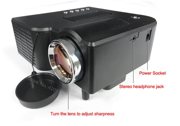 GM40 Projector 22