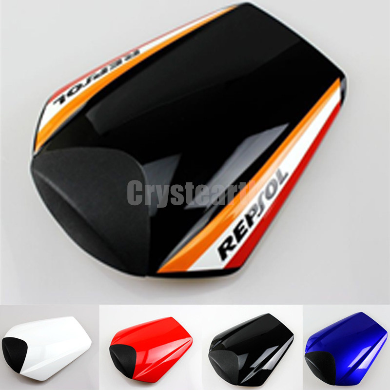 For Honda CBR1000RR 2008 2009 2010 2011 CBR 1000RR 1000 RR 08 09 10 11 Motorcycle Rear Passenger Solo Seat Cowl Fairing Cover for honda cbr600rr 2007 2008 2009 2010 2011 2012 motorbike seat cover cbr 600 rr motorcycle red fairing rear sear cowl cover