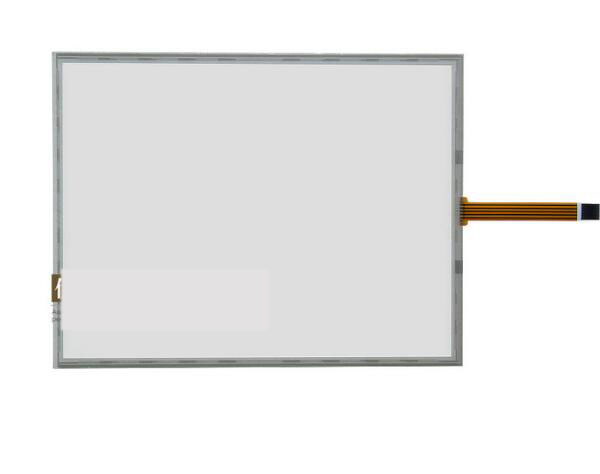 12 Inch Touch Screen excellent screen five wire resistive touch screen 12.1 inch 4:3 industrial display medical equipment 10 4 inch touch screen industrial medical equipment security equipment handwritten touch screen 224 171 screen