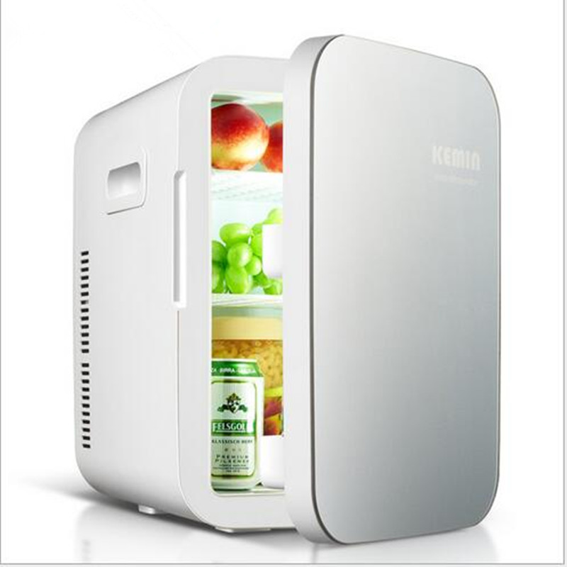 Multifunction Cool And Heat Car Mini Fridge Portable 12V 20L Auto Travel Refrigerator Quality ABS Homer Cooler Freezer Warmer