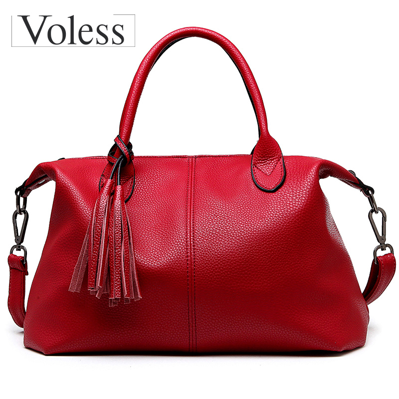 Luxury Brand Ladies Tote Bag Leather Womens Crossbody Handbags Designer Women Messenger Bags Fur Sac A Main Femme De Marque luxury shoulder ladies hand bag women messenger tote bag handbags designer famous brand sac a main femme de marque bolsos nov26