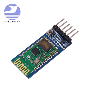 Image 3 - 50pcs/lot HC 05 HC 06 master slave  anti reverse, integrated Bluetooth serial pass through module, wireless serial for arduino