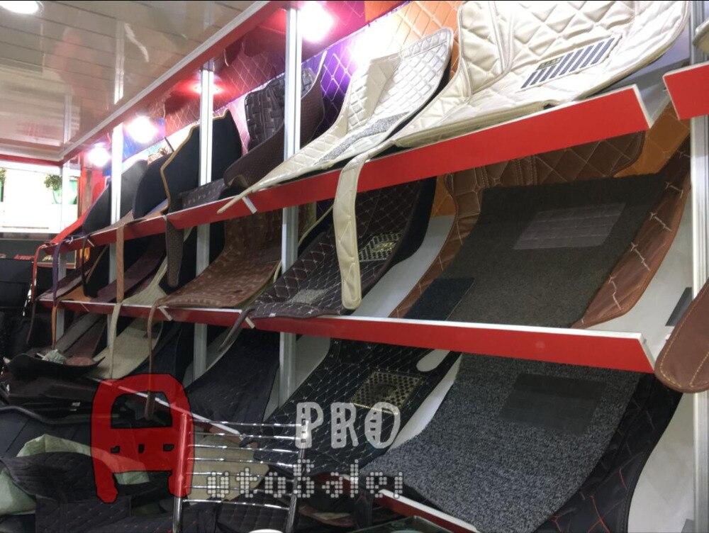 La derecha y la izquierda delantera alfombra alfombras almohadilla cubierta para Toyota Highlander SUV 2012, 2013, 2014, 2015 2016, 2017 - 6