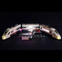Светодиодный светильник для lego 60051 строительные блоки совместимые