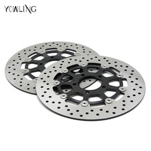 motorcycle  Front Brake Disc Rotor For YAMAHA XJR400 1993 1994 1995 1996 1997 1998 1999 2000 20001 2002 2003 2004 2005 стоимость