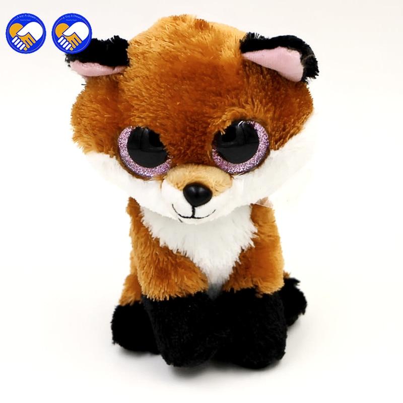 Игрушка мечта оригинальный ty Шапочка Боос большие Средства ухода для век плюшевые игрушки куклы лиса ty подарок для маленьких детей 10-15 см мя...