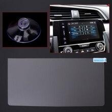 Автомобильный gps навигационный экран из закаленной стали Защитная пленка для Honda Civic 10th контроль ЖК-экрана автомобиля стикер