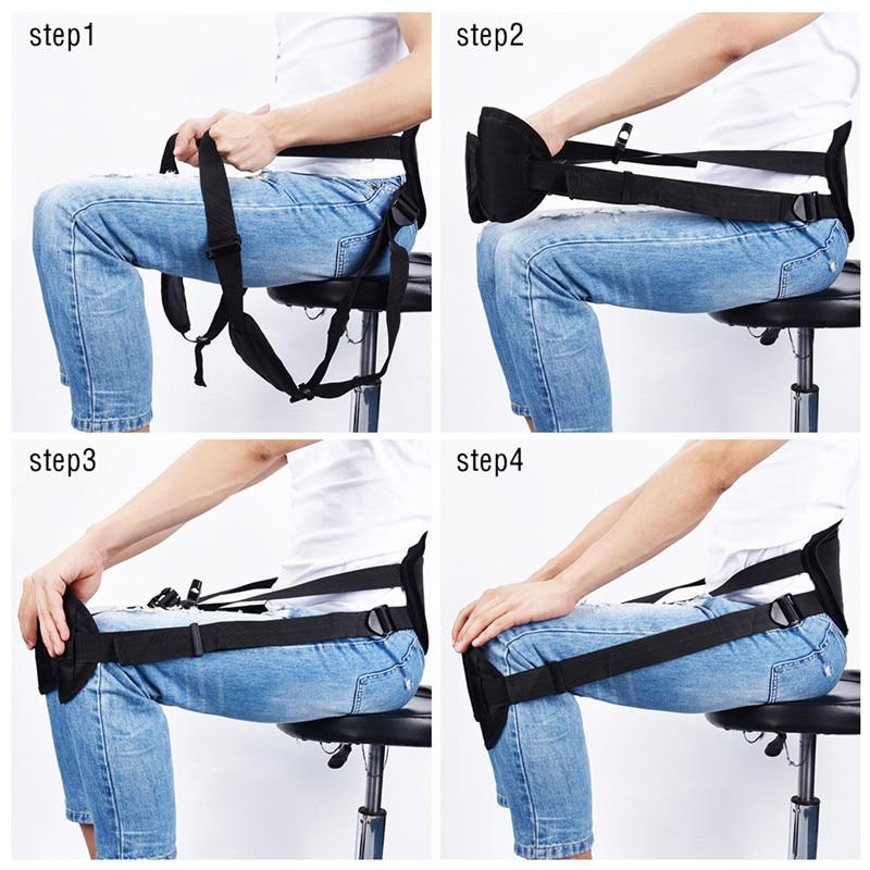 1PC Posture Corrector Brace Shoulder Back Waist Support Belt for Men Women Braces & Supports Belt Shoulder Posture