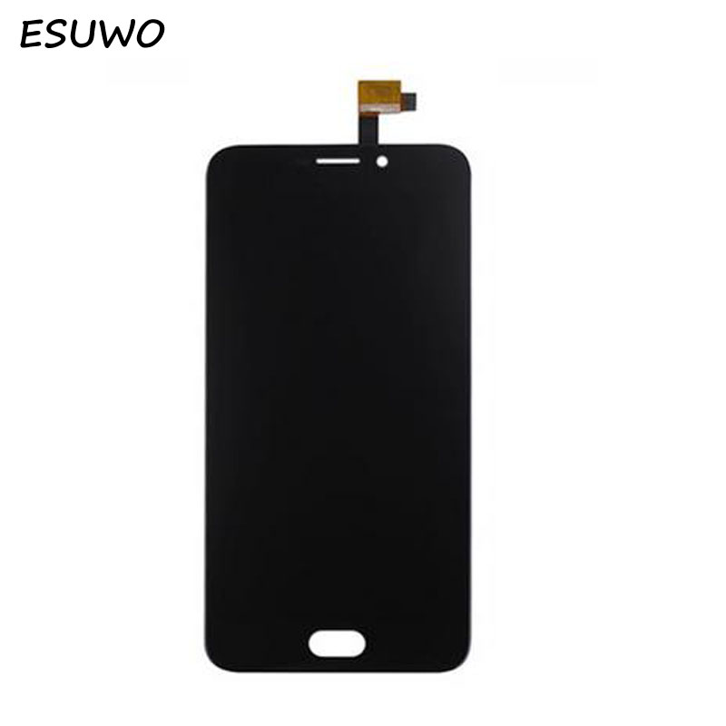 ESUWO Lcd Display For Umi plus LCD Display+Touch Screen Digitizer Glass Panel Replacement For Umi E Lcd Digitizer Assembly umi plus lcd display touch screen digitizer frame assembly 100