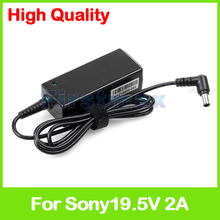 For sony laptop charger 19.5V 2A AC Adapter ADP-40XH B PA-14