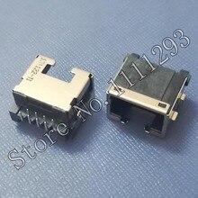 5pcs/lot LAN Jack Socket RJ45 Port Connector for Dell XPS 14z L412z Dell latidute 3450 3550 14 5447 15 5547 15 5548 RJ45 Port