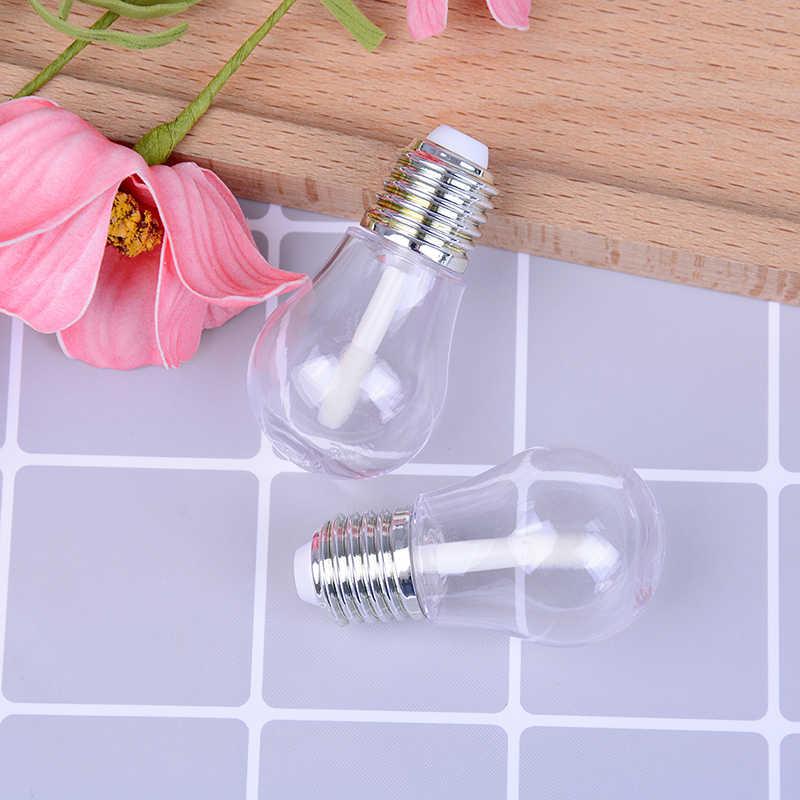 Тюбик для блеска для губ помада колба лампы для губ Бальзамы контейнеры, пробки милый макияж инструмент