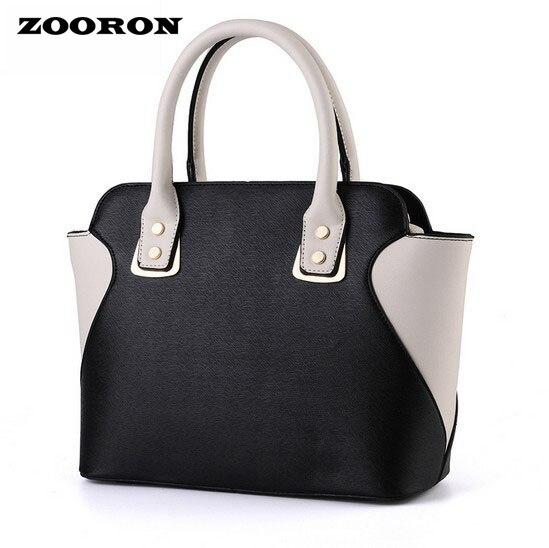 ФОТО ZOORON 2017 new summer fashion assorted colors women bag five colors women PU leather handbags
