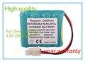 Сфигмоманометр Замена батареи для кровяного давления HEM-907  HEM-907XL  48H907N  HEM-907-PBAT  HEM-907XL медицинский аккумулятор