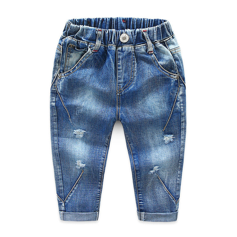 Autumn Fashion 1-7T Baby Pants Boys Jeans Children Clothing Teenager Trousers Bottom Boys Pants Baby Jeans Denim Kids Clothes Jeans Women Bottom ! Plus Size Women's Clothing & Accessories