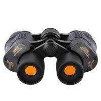 NEW Binocular Hunting vision with 60x60 green high resolution binoculars binoculars film telescope