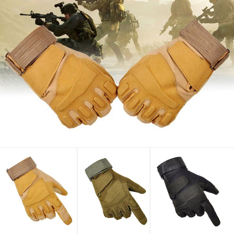 Military Camping Tactical Airsoft Paintball Hunting Motorcycle Sport Gloves