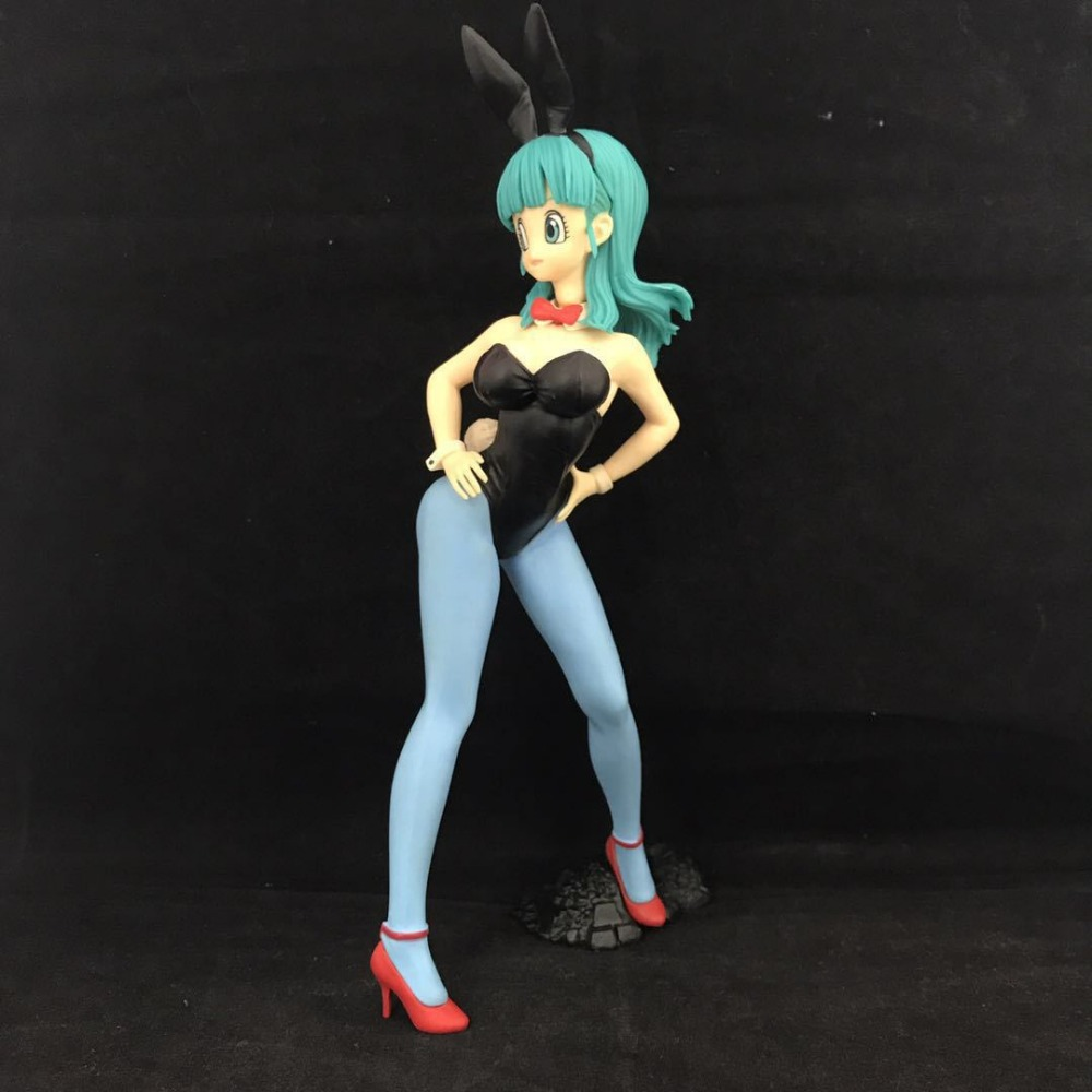 Anime <font><b>Dragon</b></font> <font><b>Ball</b></font> <font><b>Figure</b></font> BULMA <font><b>Sexy</b></font> PVC Action <font><b>Figures</b></font> Collectible Model Toys Doll 21CM image
