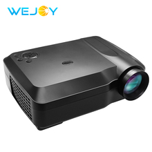 Wejoy L3 Mini Projector Support 1080P 3000Lumens LCD TV Projetor Personal Home Theater Led Projector Proyector full HD Data Sho