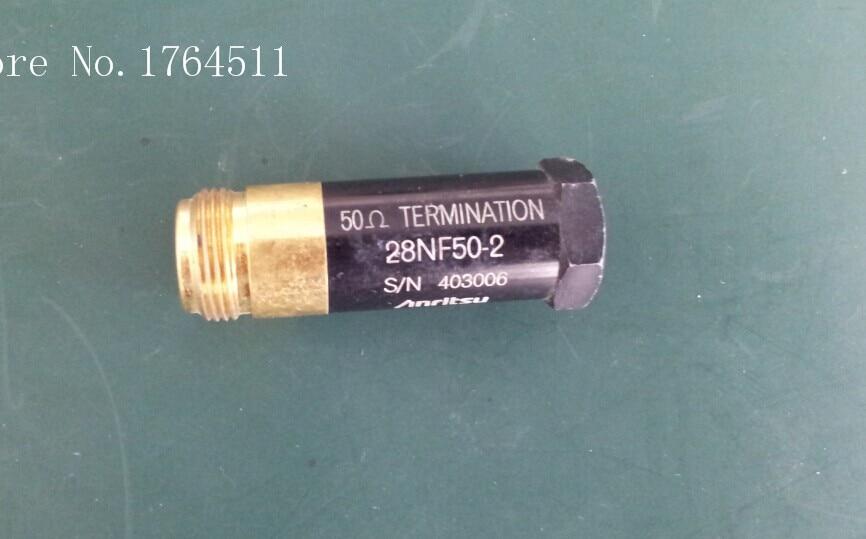 [BELLA] Anritsu 28NF50-2 DC-18GHZ 40dB RF Coaxial Load 50 Euro N