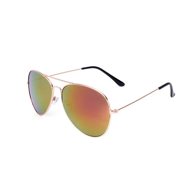 Laura Fée Mode UV400 Gradient lunettes de Soleil Avions Unisexe Classique  Revêtement Lunettes De Soleil En Métal Cadre Hommes Femmes lunette de soleil 8d0b2427730c