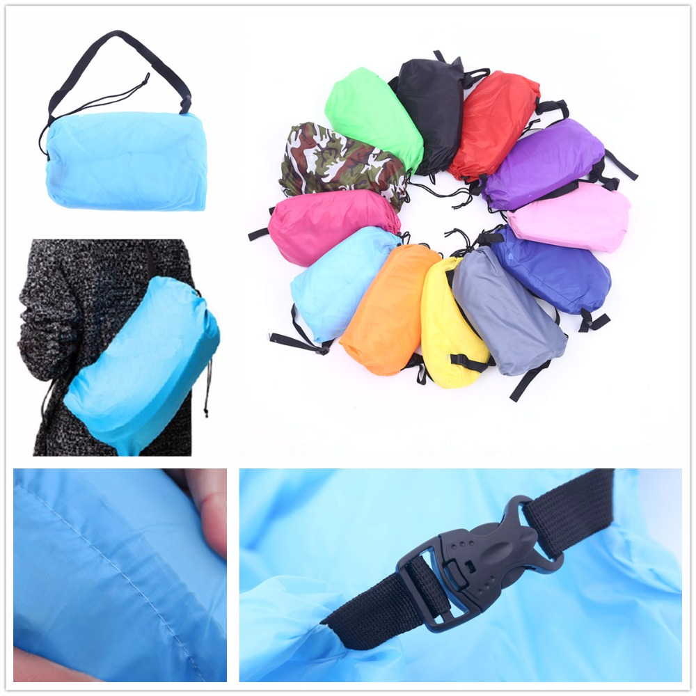DROP SHIPPING lazy bag Home Air Furniture Sofa Bed Sunshine Beach Sleeping bag air lounger laybag
