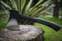 En plein air camping axes de survie en plein air camping axes feu axeHand Outils AxeOutdoor outils, long-30cm