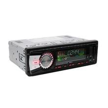 1 din 6236 автомобильный Радио ЖК-дисплей Дисплей USB/SD/MMC/mp3/wma/AUX IN/ FM/дистанционного плеер с автомобиля Радио приемник 4×60 Вт