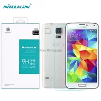 Tempered Glass For Samsung Galaxy S5 Nillkin Amazing H Anti Explosion Screen Protector For Samsung Galaxy