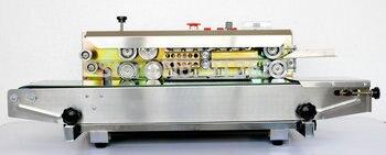 RY-FRD900S горизонтальная машина для непрерывной герметизации нержавеющей стали, упаковочное оборудование, Каппер