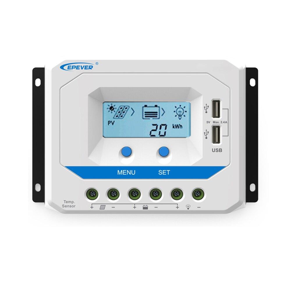 PWM Batterie solaire contrôle de charge EPSolar ViewStar VS3024BN