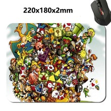 180*220*2m Large modern comic Print 2017 New Arrival High Quality Durable Computer Rubber Gaming Anti-Slip Laptop PC Mouse Pad