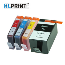 4pcs/set Compatible ink cartridge HP920XL for HP HP Officejet 6000 /6500 /6500 Wireless/6500A /7000/7500/7500A все цены